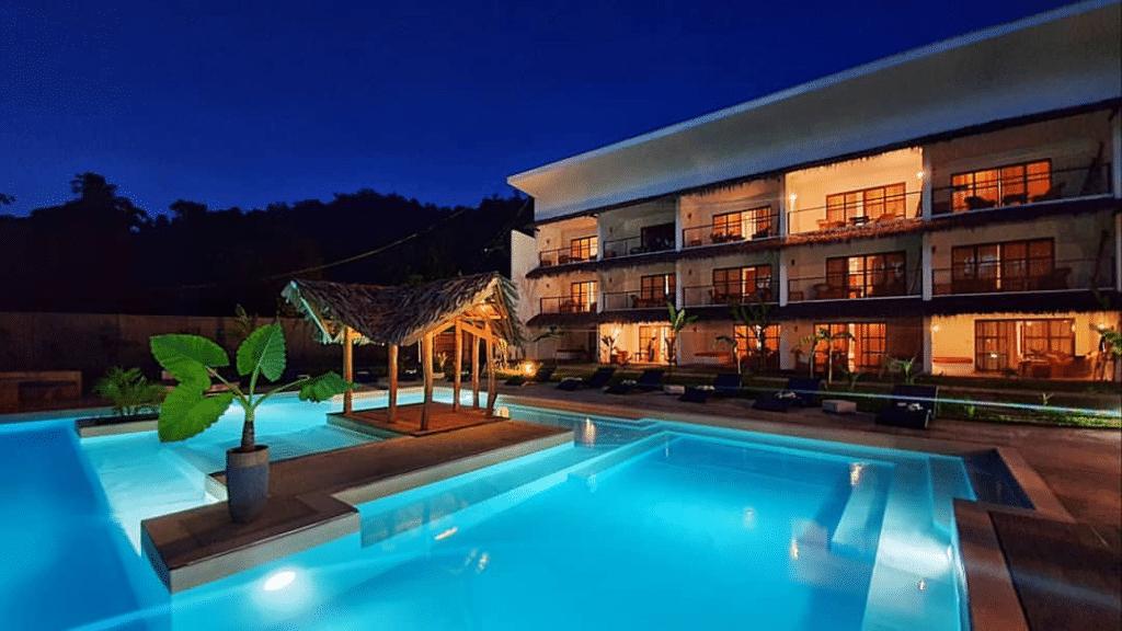 el nido hotels palawan philippines resorts luxe luxury