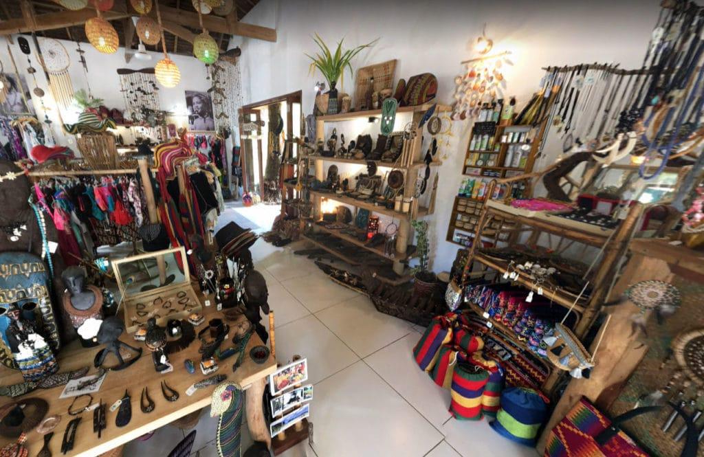 coco boutik El Nido souvenirs handcrafts artisanat local