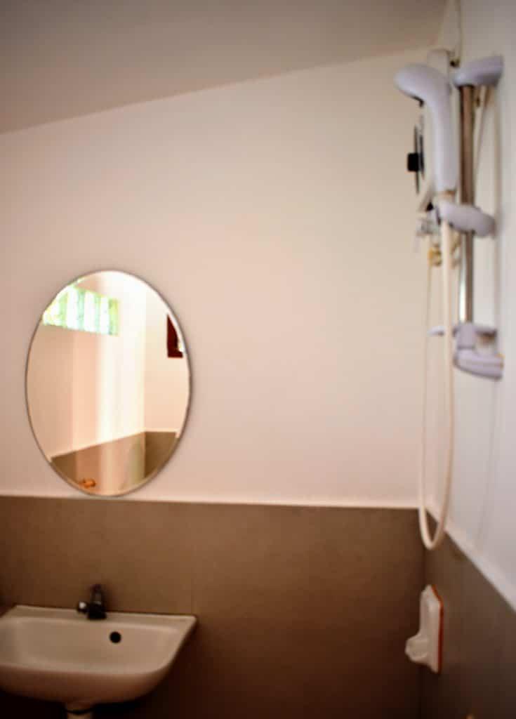 el nido hotels palawan philippines resorts moringa coco luxe luxury bungalow bathroom