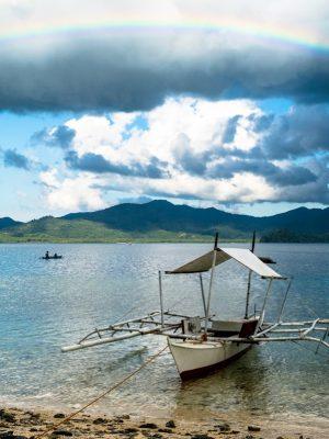 el nido hotels palawan philippines resorts luxe luxury pinag buyutan rainbow arc-en-ciel